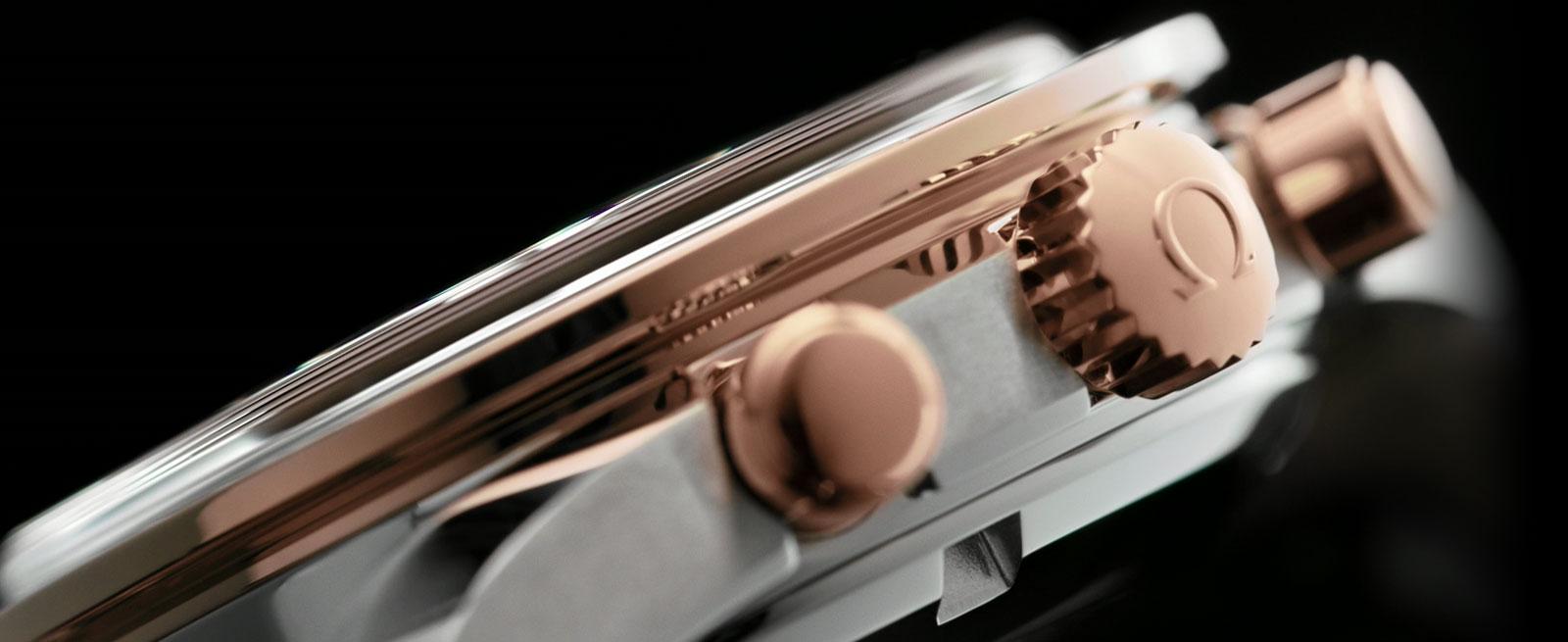 超霸系列38毫米腕表 - 背景