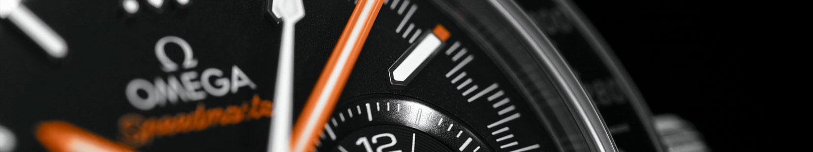 "Speedmaster 欧米茄超霸系列""赛车""腕表 - 系列"