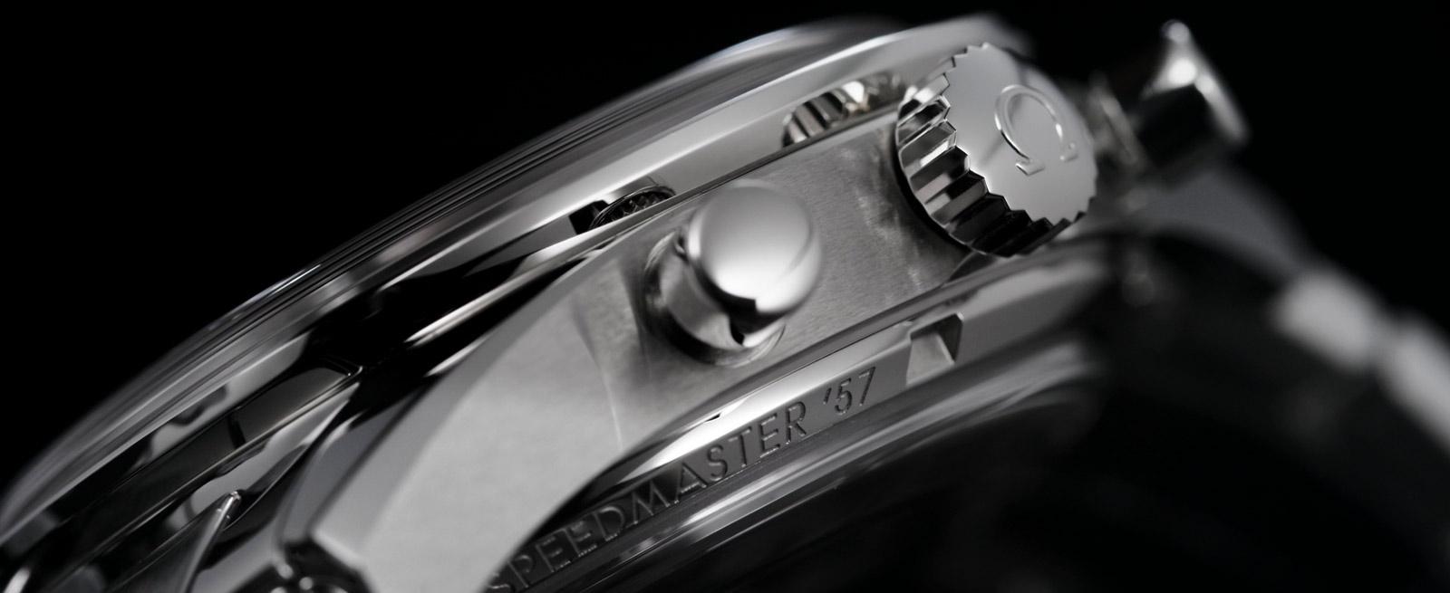 超霸'57腕表 - 背景