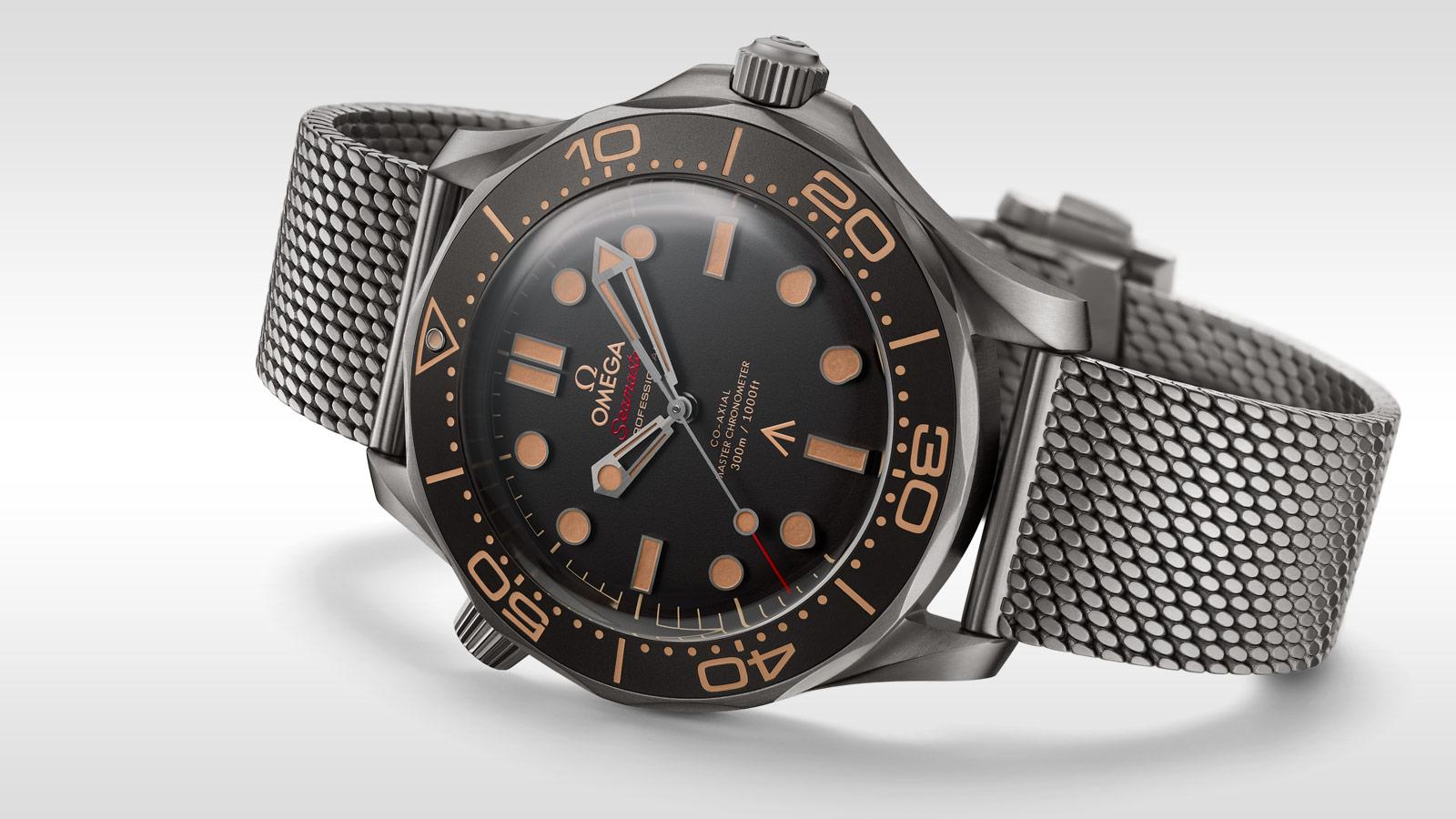 Seamaster 300米潜水表 300米潜水表 欧米茄同轴•至臻天文台表42毫米 - 210.90.42.20.01.001 - 查看 5