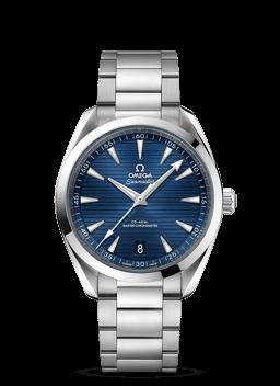 海马系列 Aqua Terra 150米腕表 41毫米至臻天文台表 - SKU码 220.10.41.21.03.004