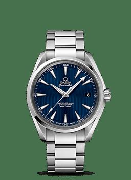 海马系列 Aqua Terra 150米腕表 41毫米至臻同轴腕表 - SKU码 231.10.42.21.03.003