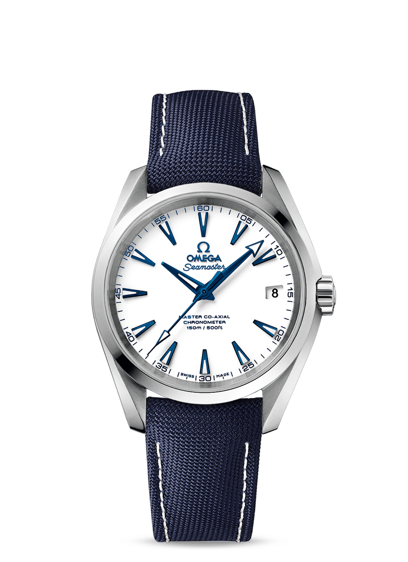 Seamaster Aqua Terra 150米腕表 美好星球 - SKU码 231.92.39.21.04.001