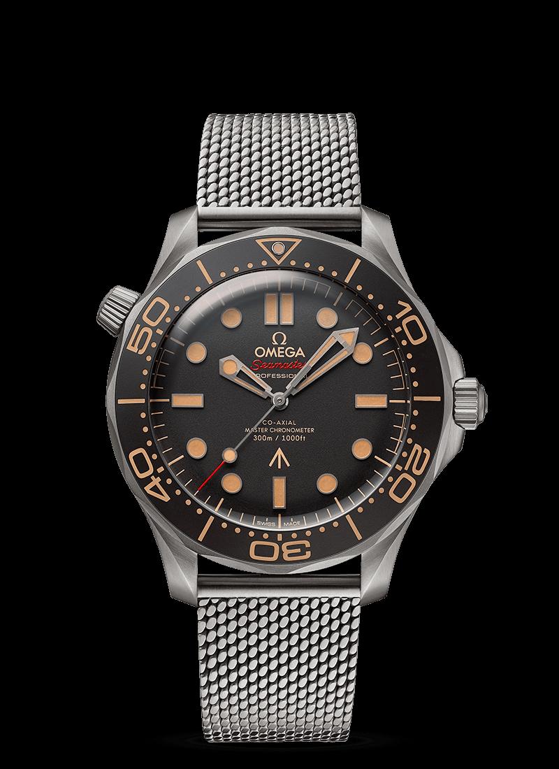 Seamaster 300米潜水表 007版腕表 - SKU码 210.90.42.20.01.001