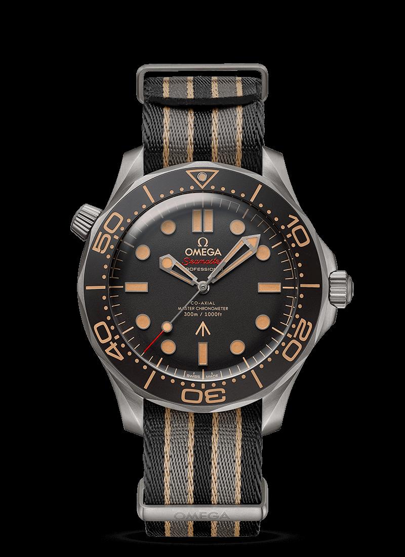 Seamaster 300米潜水表 007版腕表 - SKU码 210.92.42.20.01.001
