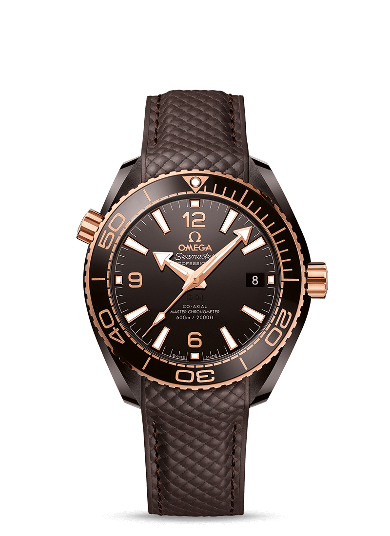 Seamaster 海洋宇宙600米 欧米茄同轴至臻天文台表39.5毫米 - SKU码 215.62.40.20.13.001 Watch presentation