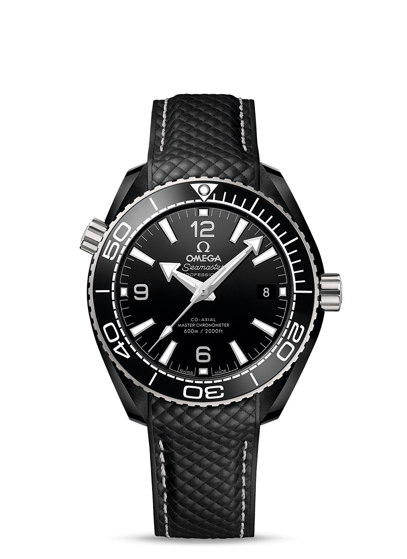 Seamaster 海洋宇宙600米 欧米茄同轴至臻天文台表39.5毫米 - SKU码 215.92.40.20.01.001 Watch presentation
