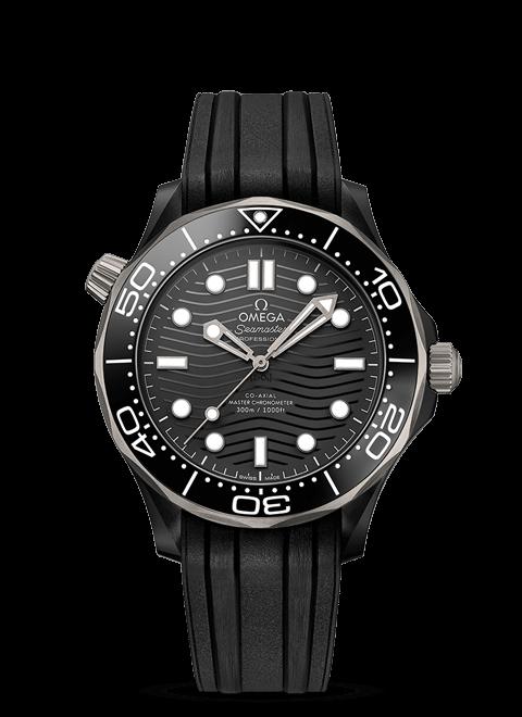 Seamaster 300米潜水表 欧米茄至臻天文台表43.5毫米 - SKU码 210.92.44.20.01.001