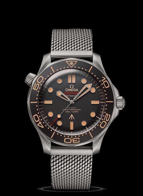 海马系列 300米潜水表 007版腕表 - SKU码 210.90.42.20.01.001