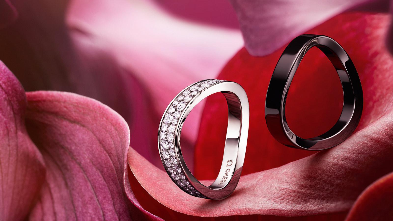 AQUA SWING系列 戒指 AQUA SWING系列 戒指 - R43CRA05081XX - 查看 1