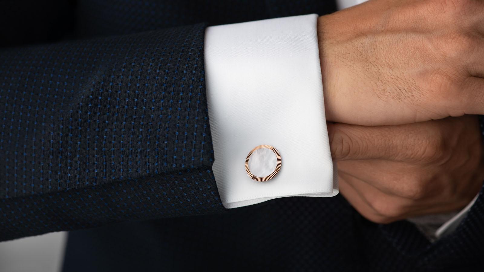 星座系列 袖扣 星座系列 袖扣 腕表 - CA01DG0700205