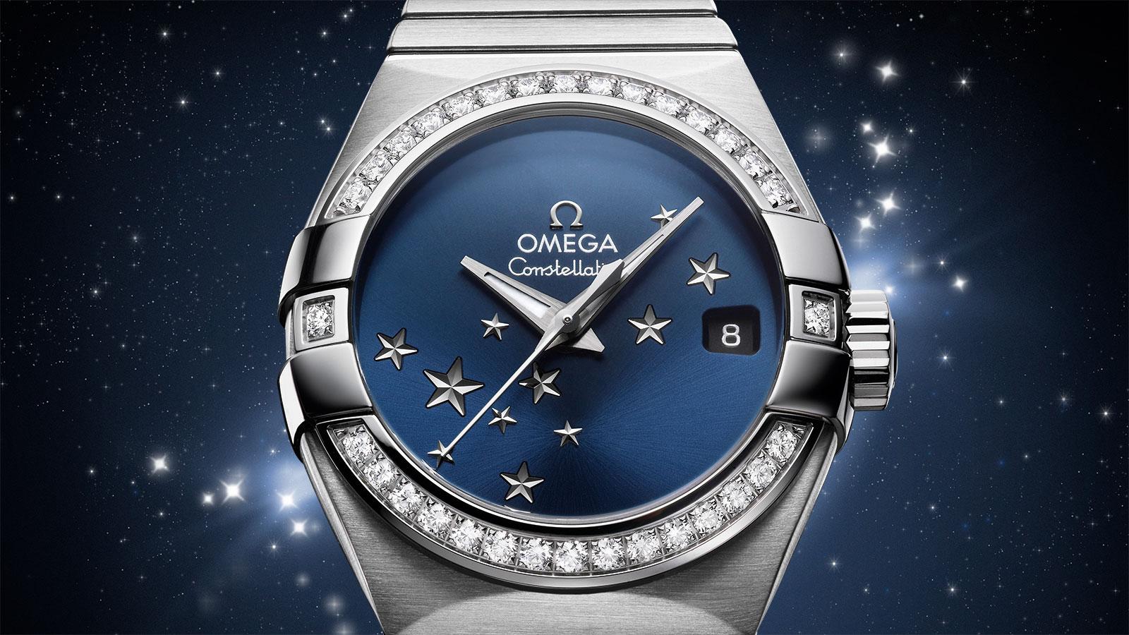 星座系列 星座系列 星座系列 欧米茄27毫米同轴腕表 腕表 - 123.15.27.20.03.001
