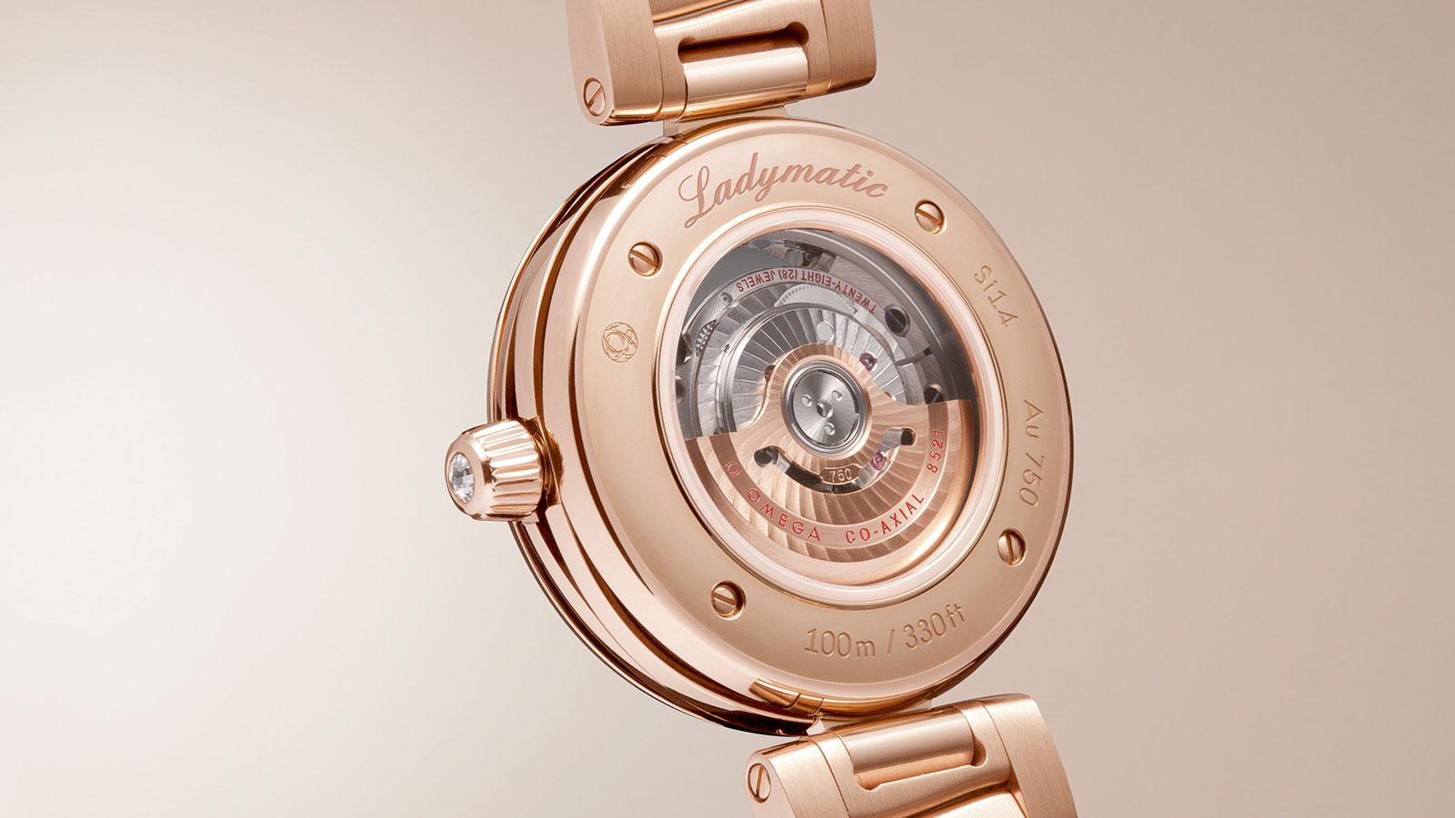 碟飞系列 LADYMATIC腕表 Ladymatic腕表 欧米茄34毫米同轴腕表 腕表 - 425.65.34.20.51.001