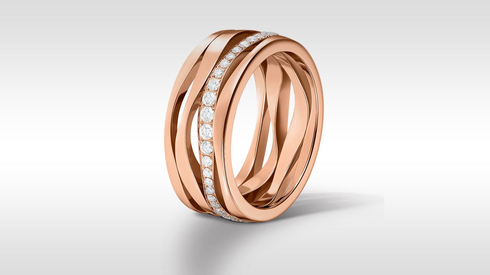Ladymatic系列 戒指 Ladymatic腕表 戒指 - R50BGA05003XX - 查看 1