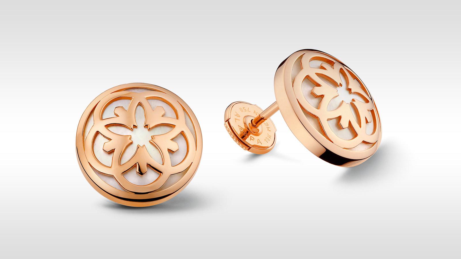 欧米茄FLOWER系列 耳环 OMEGA FLOWER系列 耳环 - E54BGA0204002 - 查看 1