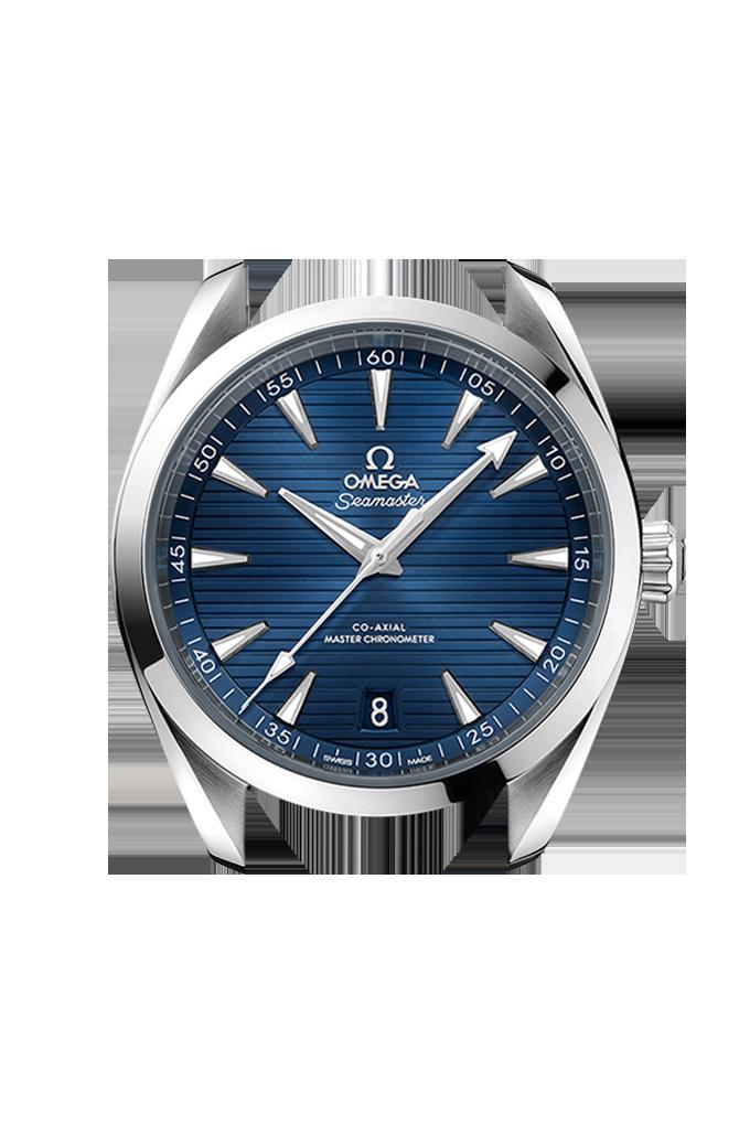 Aqua Terra 150米腕表 欧米茄41毫米至臻天文台表 - 220.10.41.21.03.004