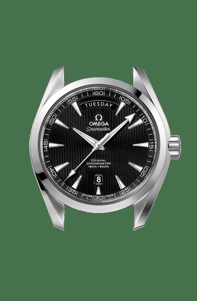 Aqua Terra 150米腕表 欧米茄41.5毫米星期-日历同轴腕表 - 231.10.42.22.01.001