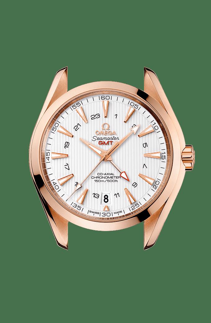 Aqua Terra 150米腕表 欧米茄43毫米同轴GMT腕表 - 231.50.43.22.02.001
