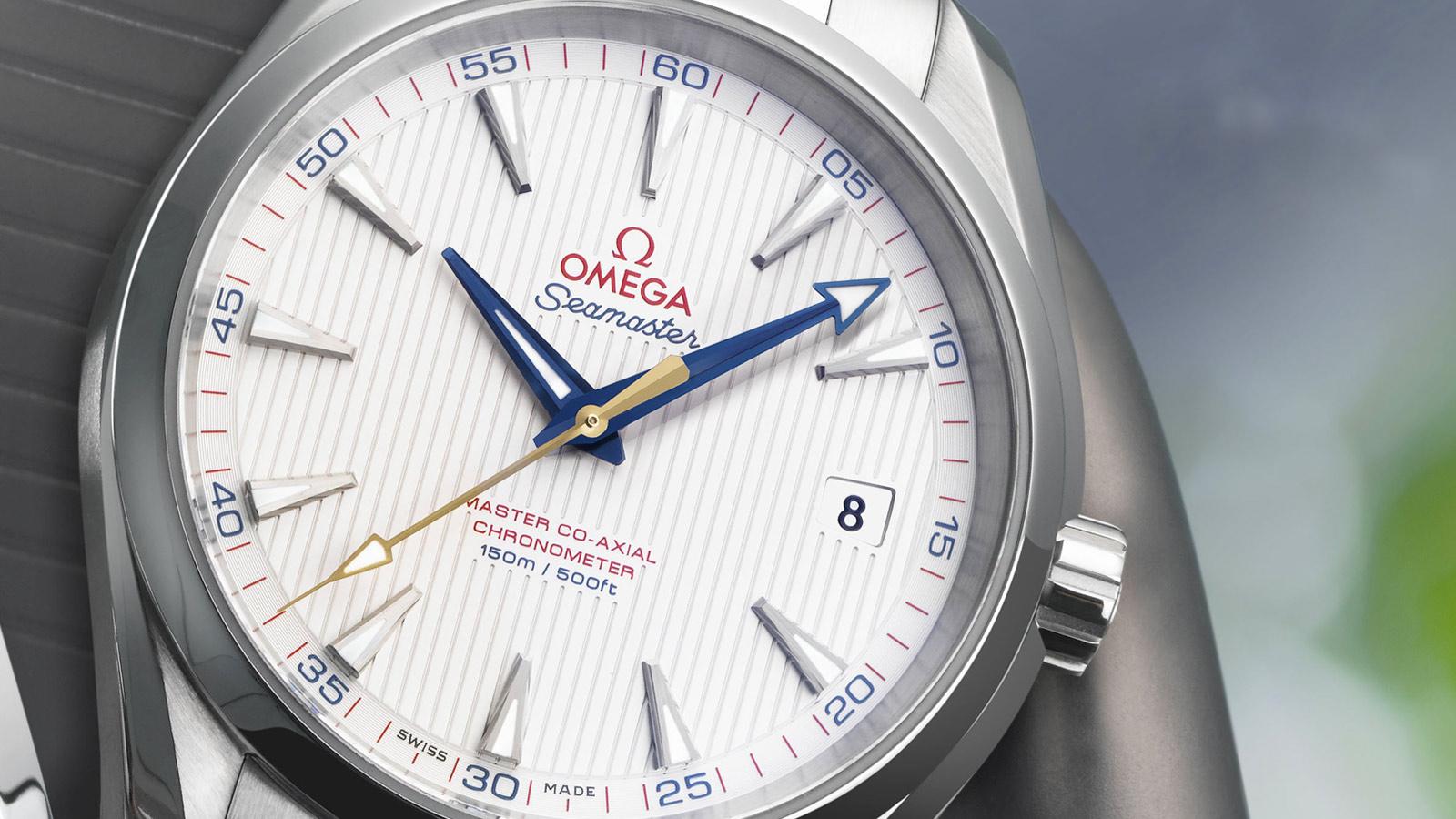 "Seamaster 海马系列Aqua Terra 150米腕表 Aqua Terra 150米腕表 欧米茄""至臻同轴""41.5毫米腕表 - 231.10.42.21.02.004 - 查看 2"