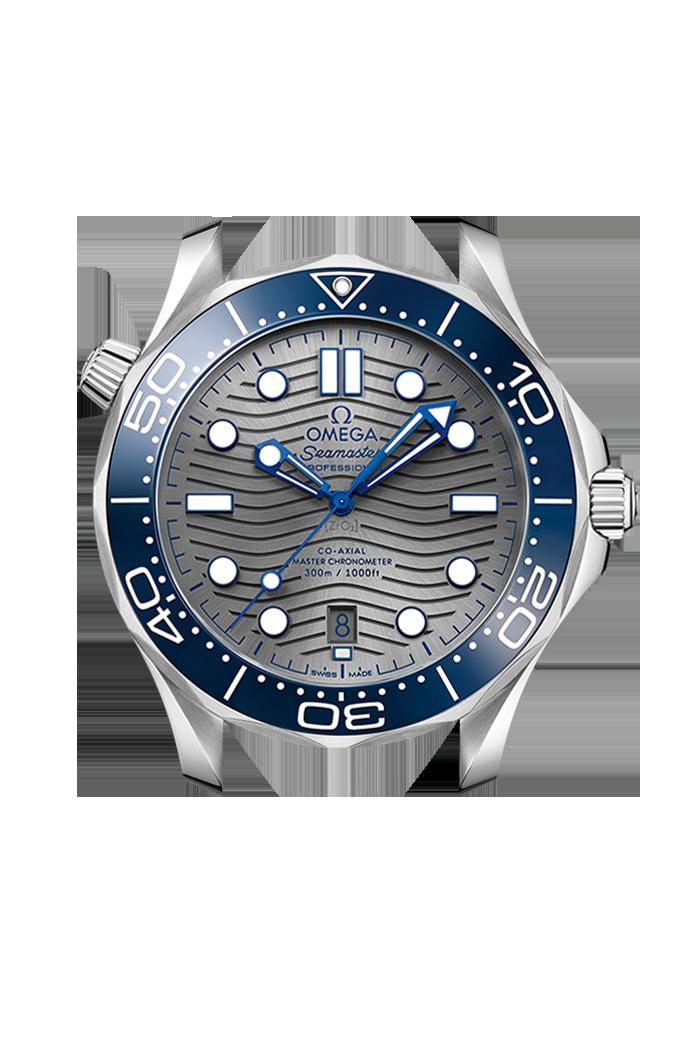 300米潜水表 欧米茄同轴•至臻天文台表42毫米 - 210.30.42.20.06.001