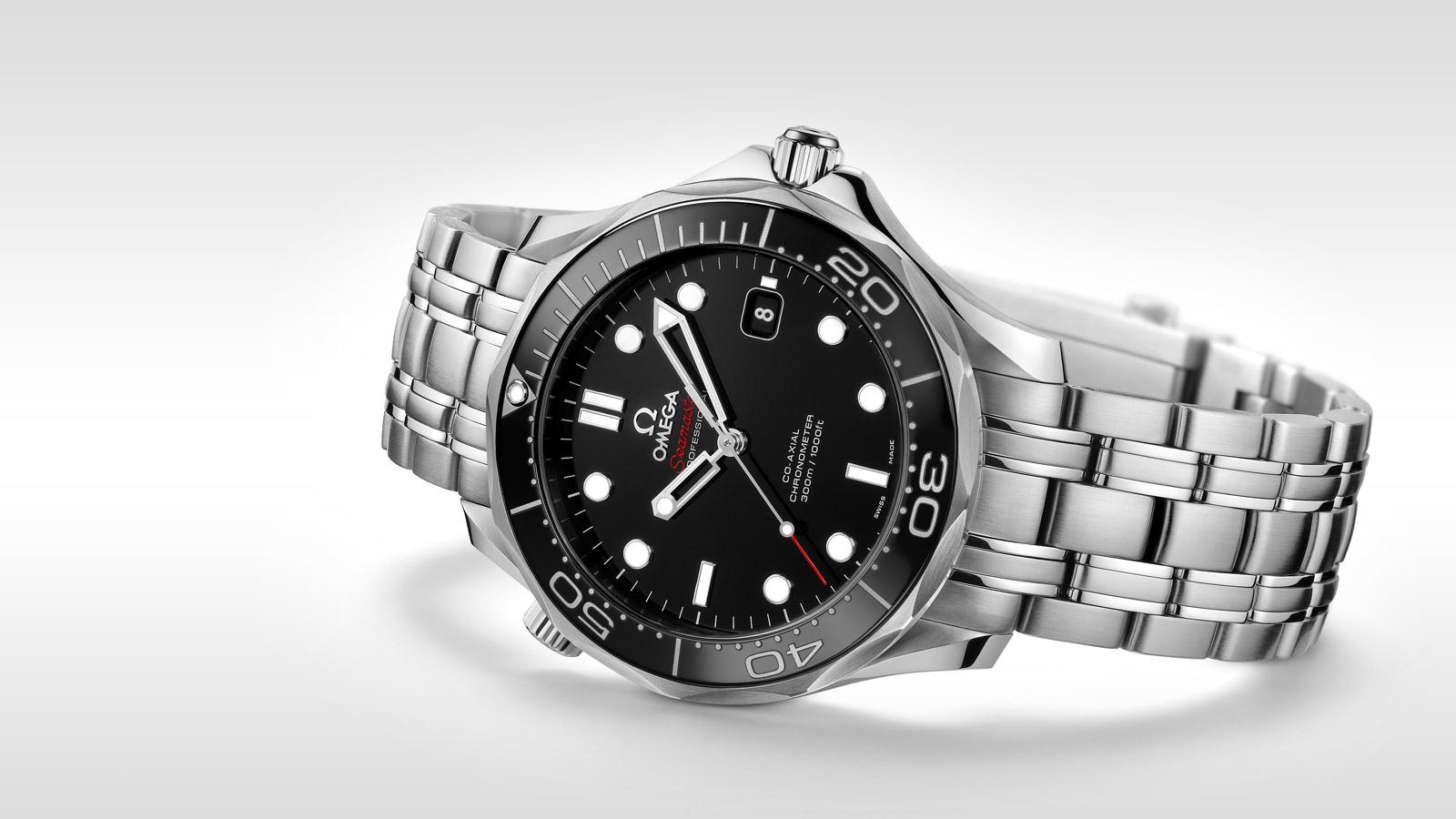 Seamaster 300米潜水表 300米潜水表 41毫米同轴腕表 - 212.30.41.20.01.003 - 查看 1