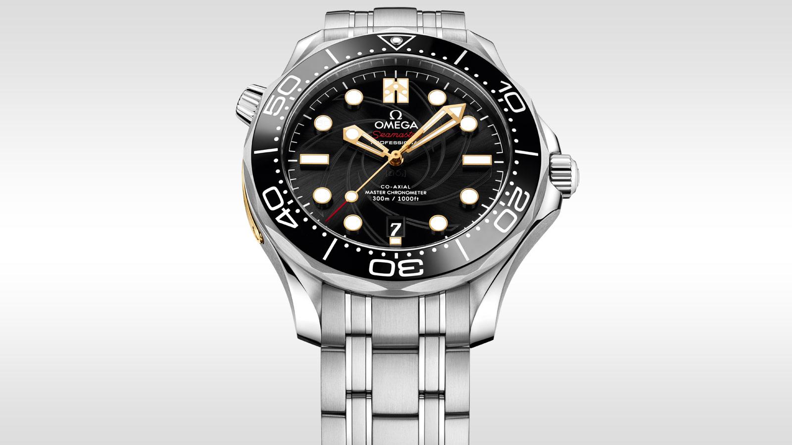 Seamaster 300米潜水表 300米潜水表 欧米茄至臻天文台表42毫米 - 210.22.42.20.01.004 - 查看 6
