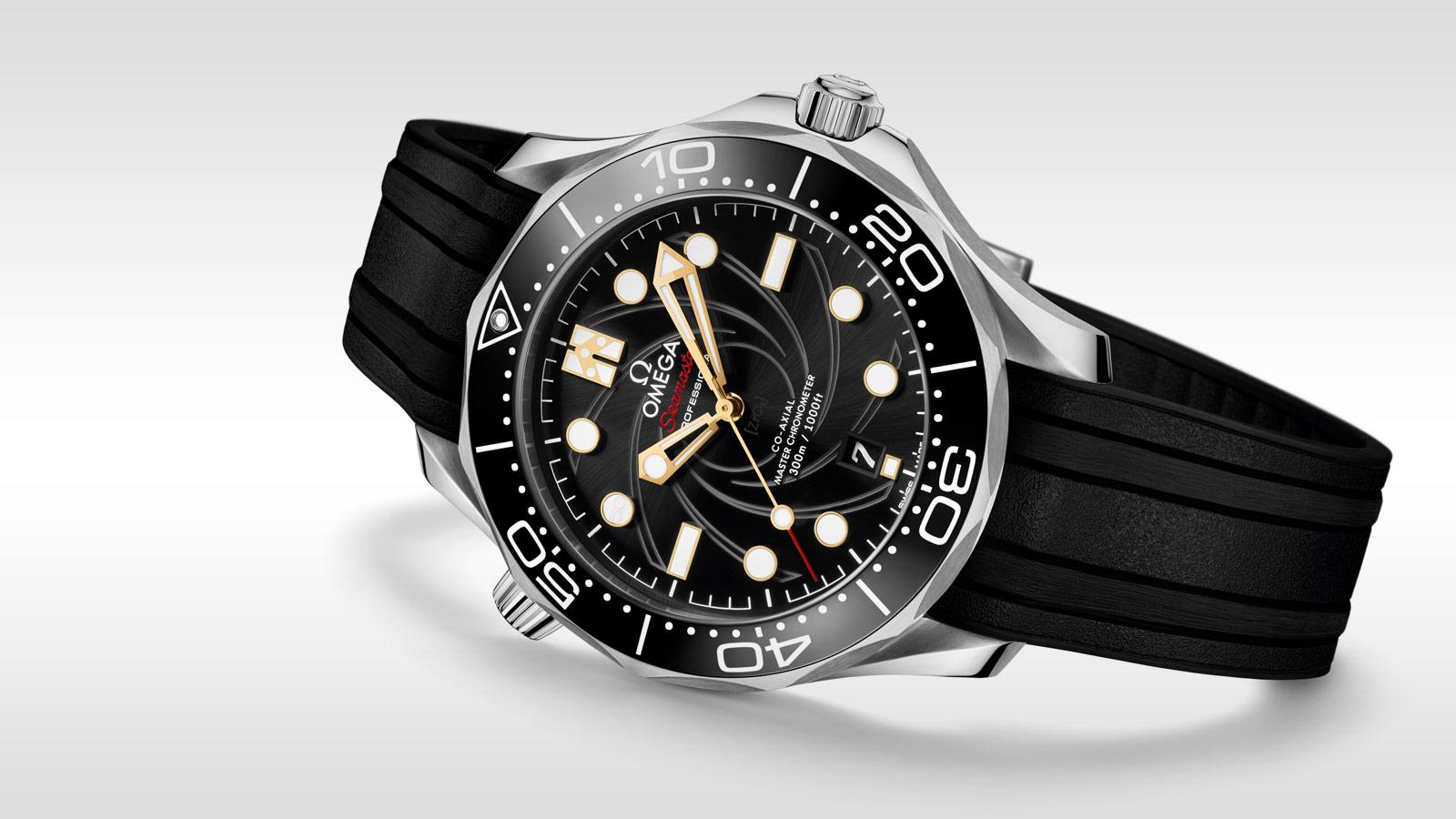 Seamaster 300米潜水表 300米潜水表 欧米茄至臻天文台表42毫米 - 210.22.42.20.01.004 - 查看 7