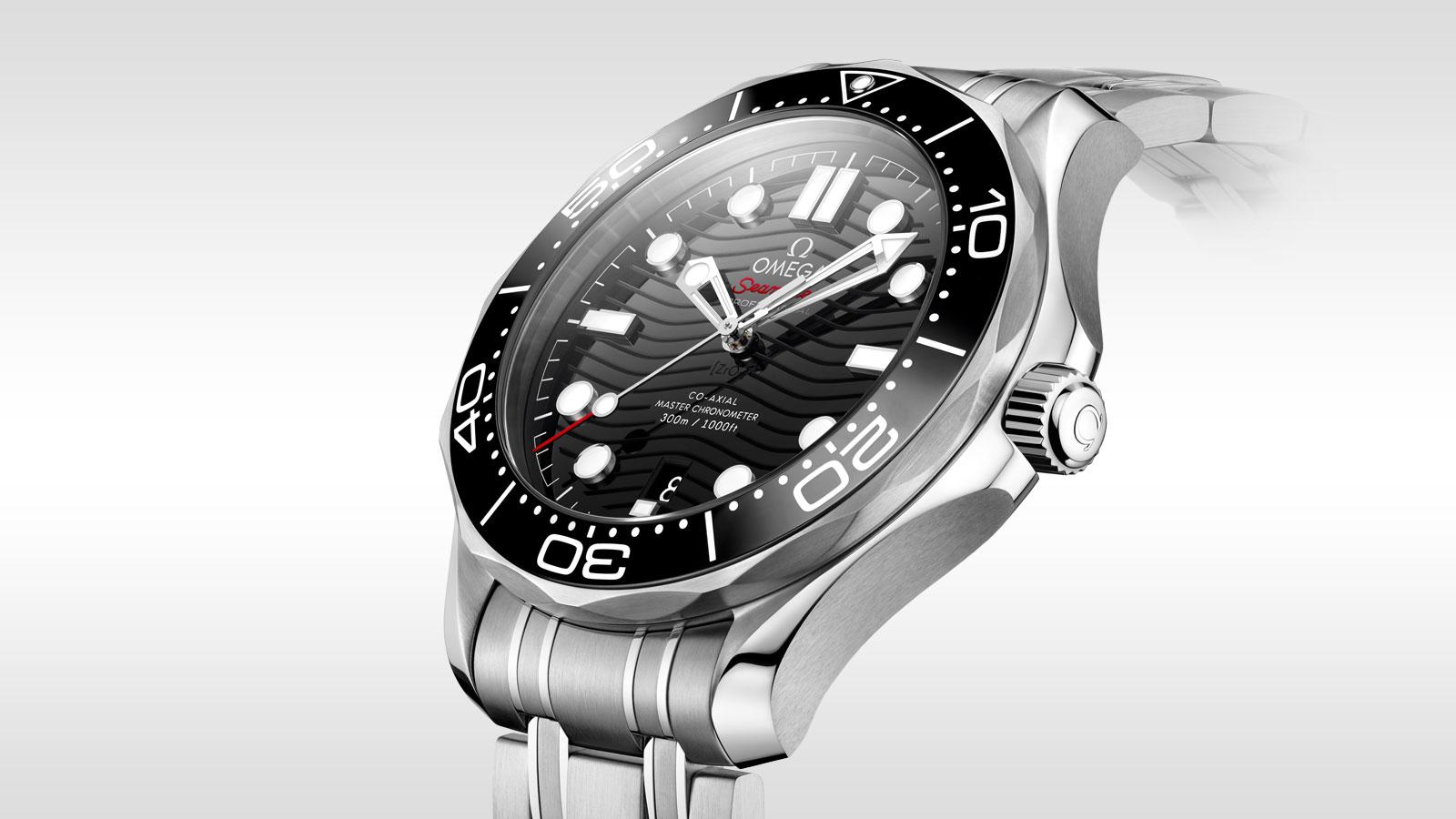 Seamaster 300米潜水表 300米潜水表 欧米茄同轴•至臻天文台表42毫米 - 210.30.42.20.01.001 - 查看 2