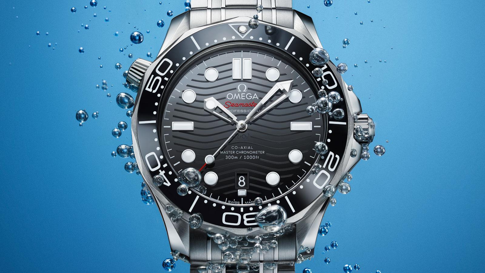 Seamaster 300米潜水表 300米潜水表 欧米茄同轴•至臻天文台表42毫米 腕表 - 210.30.42.20.01.001
