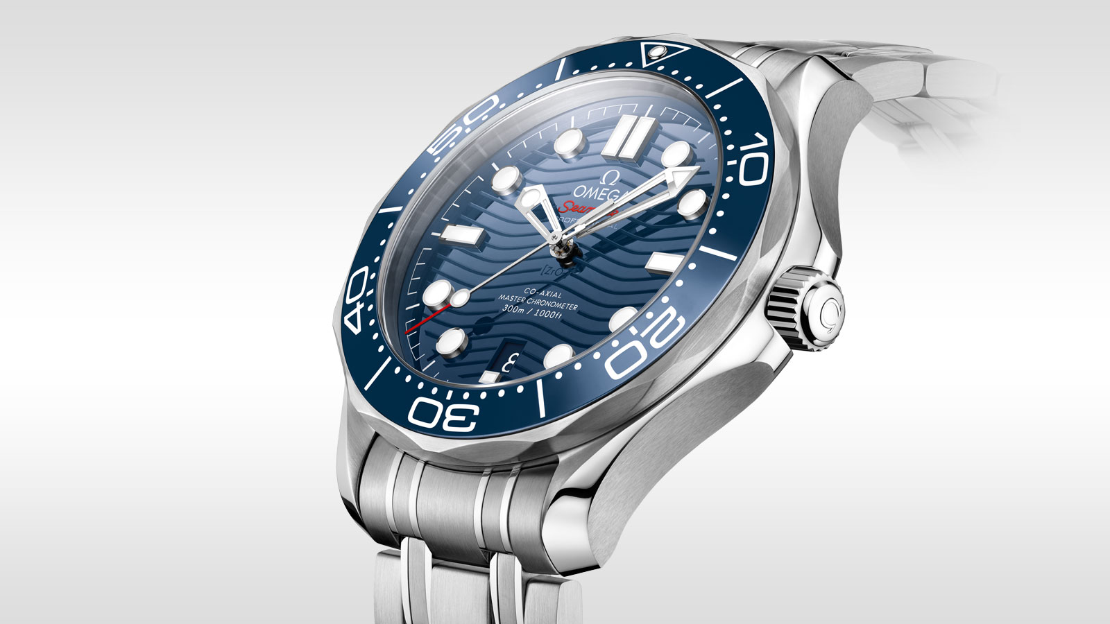 Seamaster 300米潜水表 300米潜水表 欧米茄同轴•至臻天文台表42毫米 - 210.30.42.20.03.001 - 查看 3