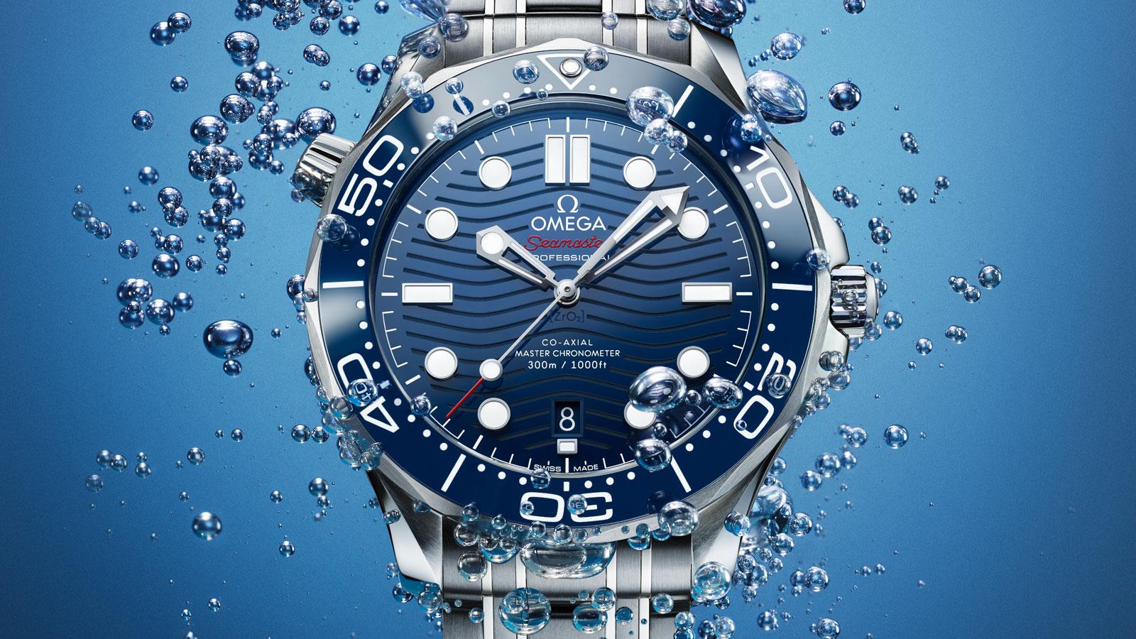 Seamaster 300米潜水表 300米潜水表 欧米茄同轴•至臻天文台表42毫米 腕表 - 210.30.42.20.03.001