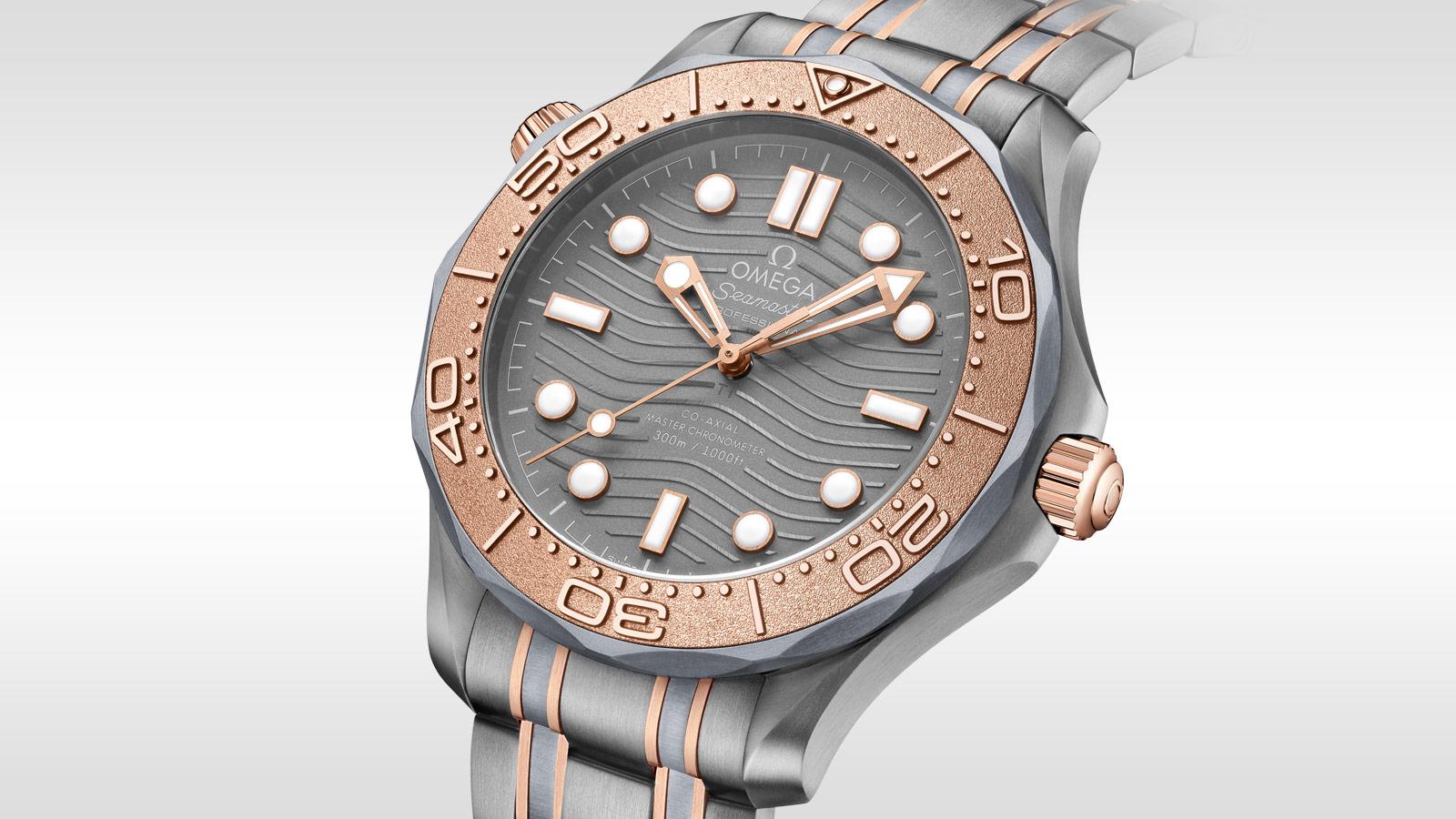 Seamaster 300米潜水表 300米潜水表 欧米茄同轴•至臻天文台表42毫米 - 210.60.42.20.99.001 - 查看 1