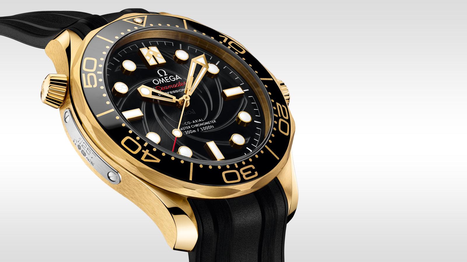 Seamaster 300米潜水表 300米潜水表 欧米茄同轴•至臻天文台表42毫米 - 210.62.42.20.01.001 - 查看 1