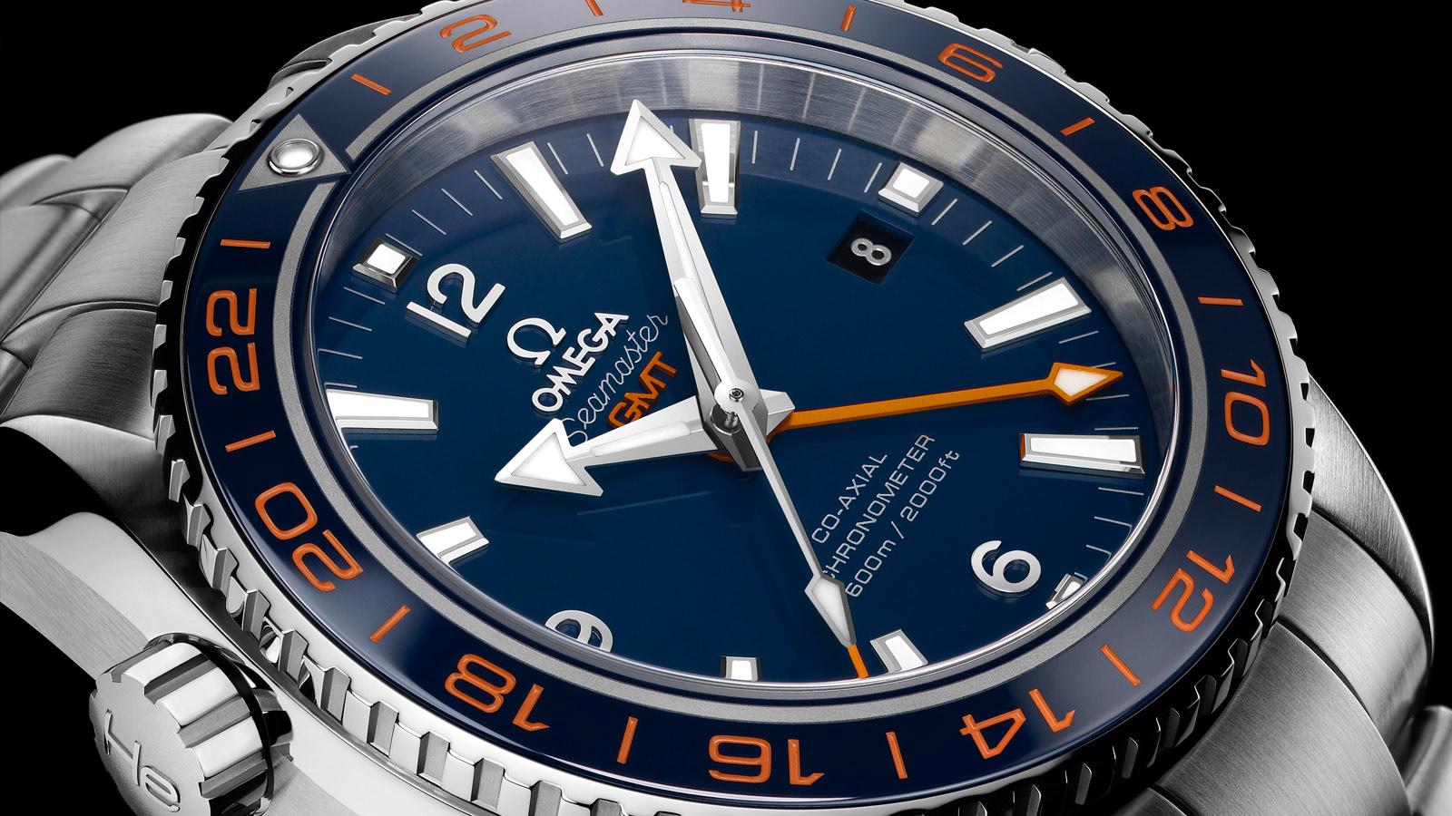 Seamaster 海洋宇宙600米腕表 海洋宇宙600米 欧米茄43.5毫米同轴GMT腕表 - 232.30.44.22.03.001 - 查看 1
