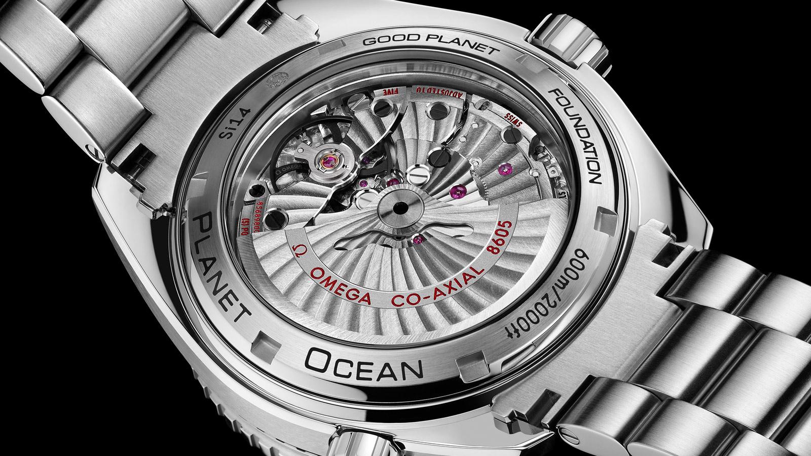 Seamaster 海洋宇宙600米腕表 海洋宇宙600米 欧米茄43.5毫米同轴GMT腕表 - 232.30.44.22.03.001 - 查看 2
