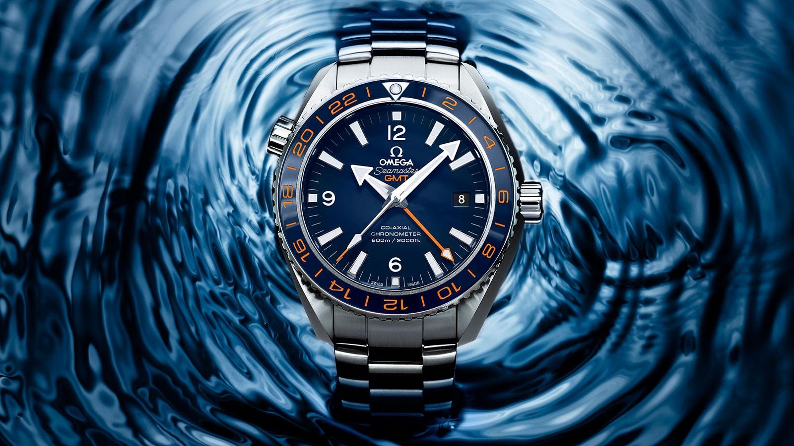 Seamaster 海洋宇宙600米腕表 海洋宇宙600米 欧米茄43.5毫米同轴GMT腕表 腕表 - 232.30.44.22.03.001