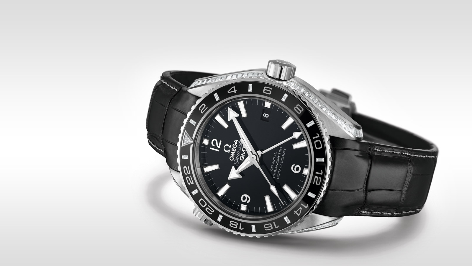 Seamaster 海洋宇宙600米腕表 海洋宇宙600米 欧米茄43.5毫米同轴GMT腕表 - 232.98.44.22.01.001 - 查看 1