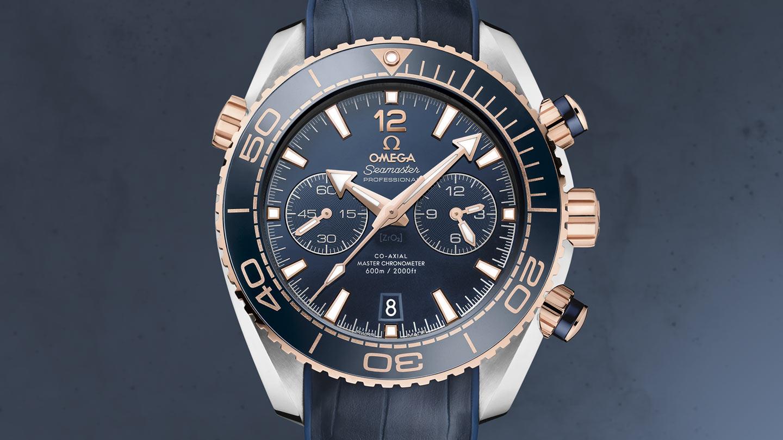 Seamaster 海洋宇宙600米腕表 海洋宇宙600米 欧米茄45.5毫米至臻天文台计时腕表 - 215.23.46.51.03.001 - 查看 1