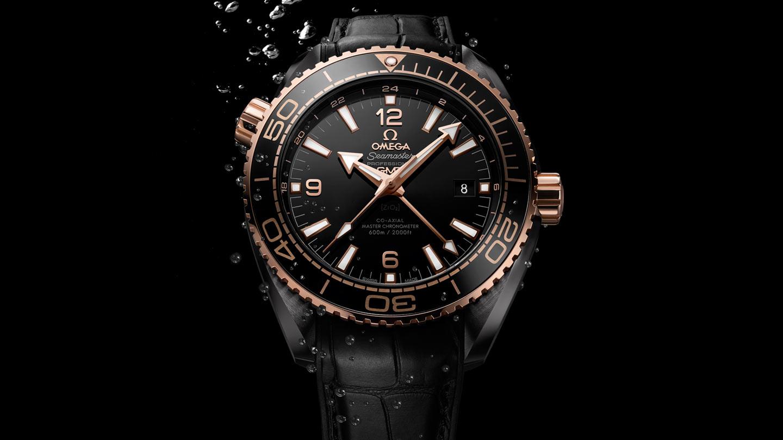 Seamaster 海洋宇宙600米腕表 海洋宇宙600米 欧米茄45.5毫米至臻天文台GMT腕表 - 215.63.46.22.01.001 - 查看 1