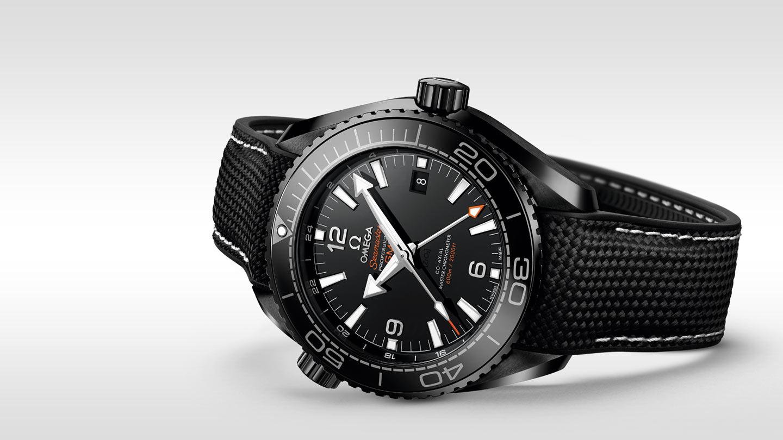 Seamaster 海洋宇宙600米腕表 海洋宇宙600米 欧米茄45.5毫米至臻天文台GMT腕表 - 215.92.46.22.01.001 - 查看 3