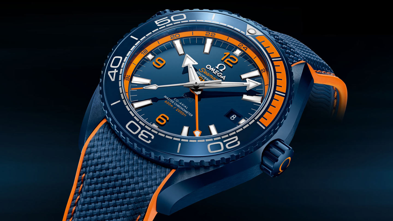 Seamaster 海洋宇宙600米腕表 海洋宇宙600米 欧米茄45.5毫米至臻天文台GMT腕表 - 215.92.46.22.03.001 - 查看 1