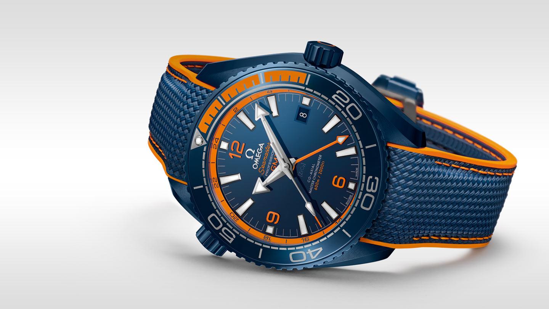 Seamaster 海洋宇宙600米腕表 海洋宇宙600米 欧米茄45.5毫米至臻天文台GMT腕表 - 215.92.46.22.03.001 - 查看 3