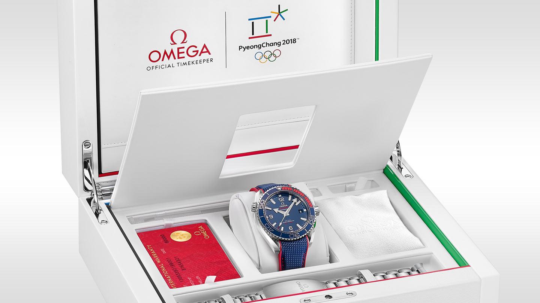 特别系列 奥林匹克系列腕表 奥林匹克系列腕表 - 522.32.44.21.03.001 - 查看 1