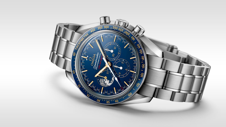 Speedmaster 月球表 月球表 周年限量系列 - 311.30.42.30.03.001 - 查看 1