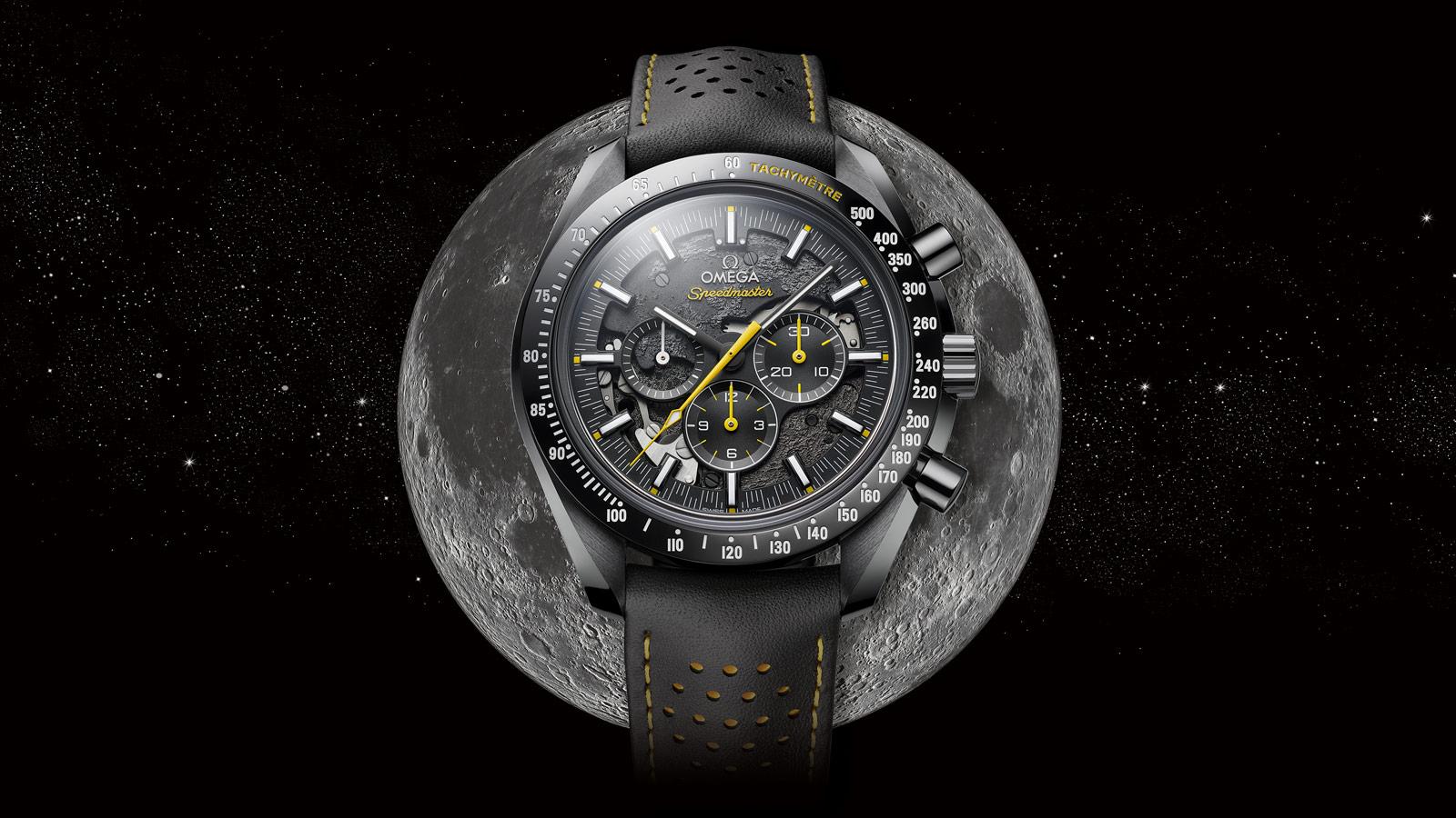 Speedmaster 月球表 月球表 44.25计时表 腕表 - 311.92.44.30.01.001