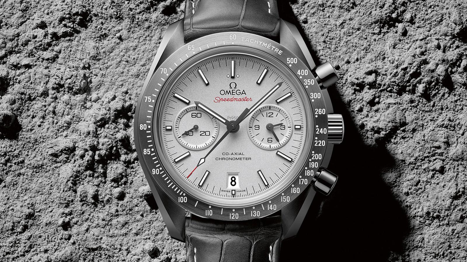 Speedmaster 月球表 月球表 欧米茄44.25毫米同轴计时表 腕表 - 311.93.44.51.99.001