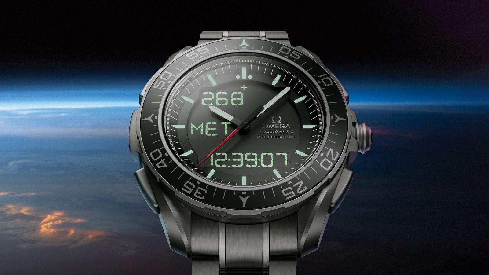 "Speedmaster ""天行者"" X‑33腕表 ""天行者"" X‑33腕表 计时腕表45毫米 - 318.90.45.79.01.001 - 查看 4"