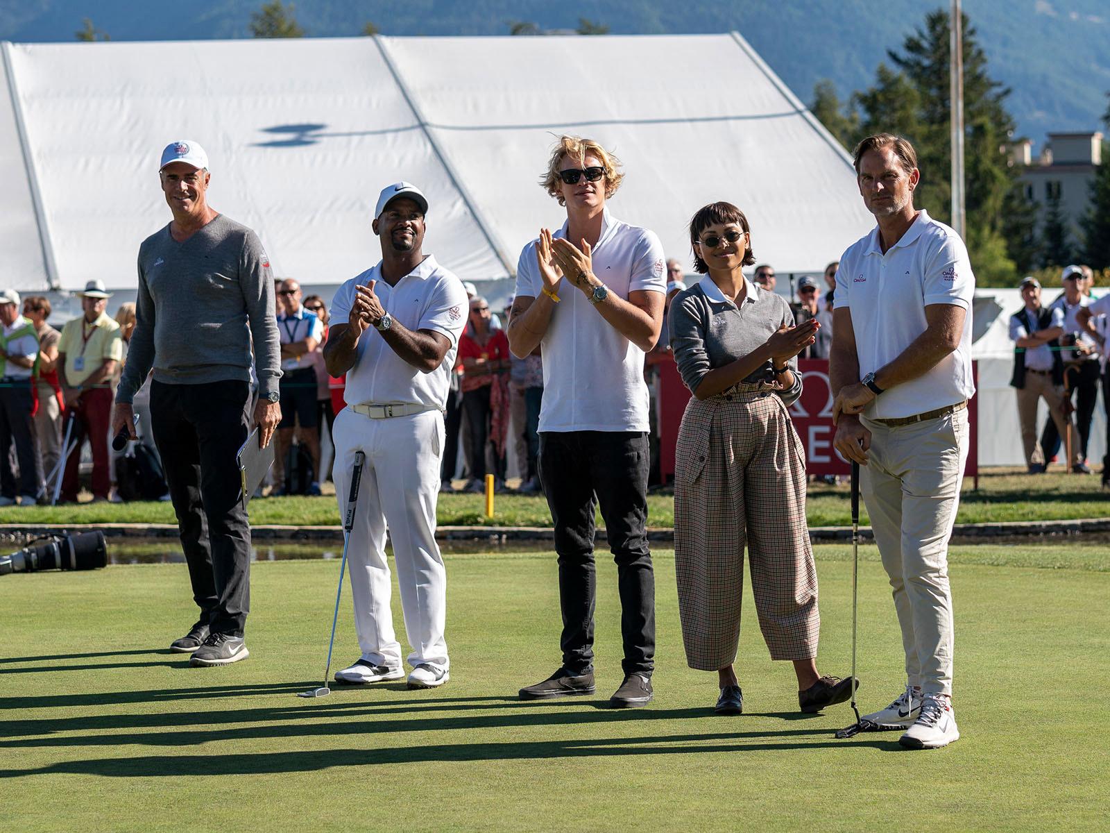 庆祝欧米茄高尔夫名人大师赛成功举办 - 滑动 1 - 56291
