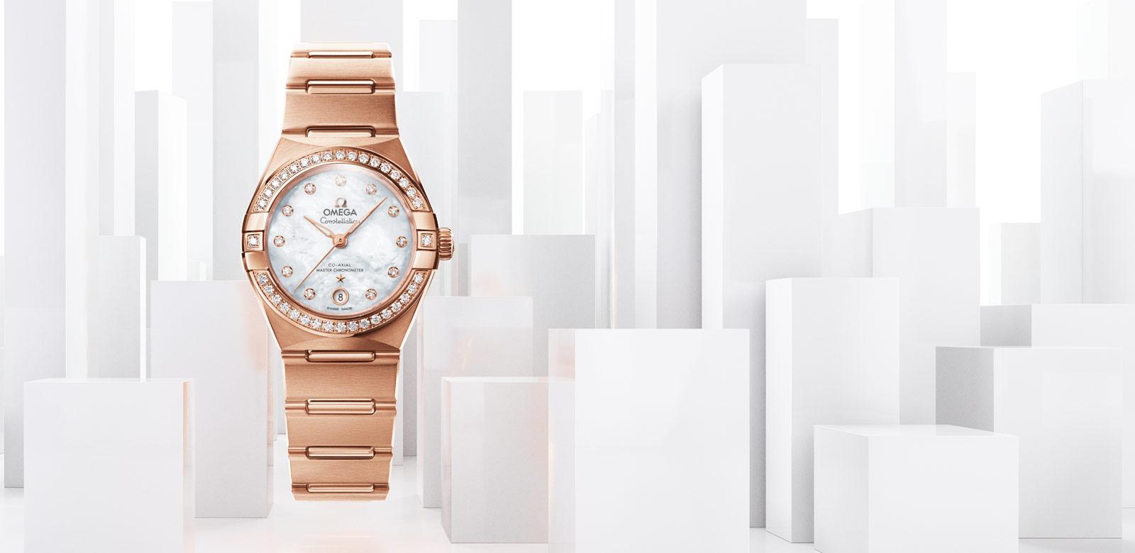 欧米茄腕表: 瑞士著名钟表制造商 Carousel 4 - 60190