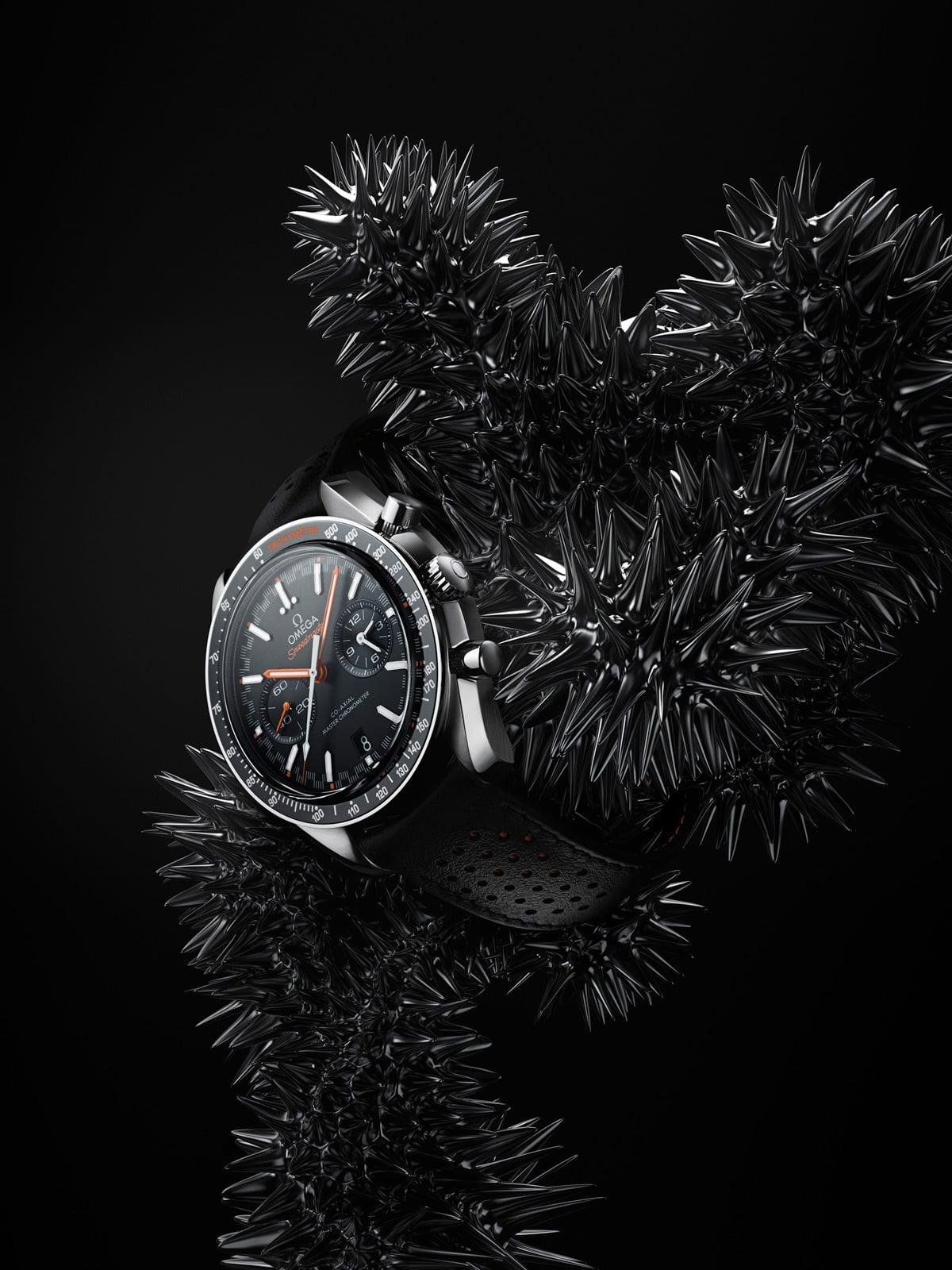 欧米茄腕表: 防磁腕表——难以阻挡的魅力 - 产品甄选 - 35979